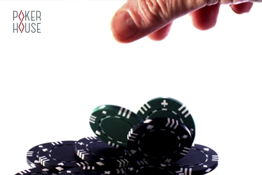 Ставка анте в покере