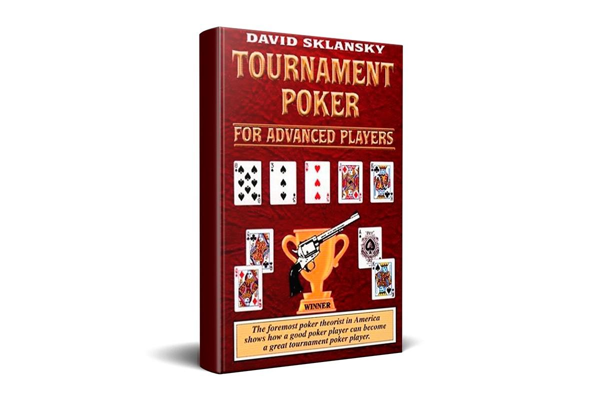 турнирный покер книги