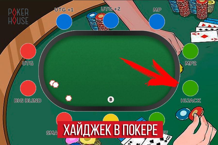 Хайджек в покере